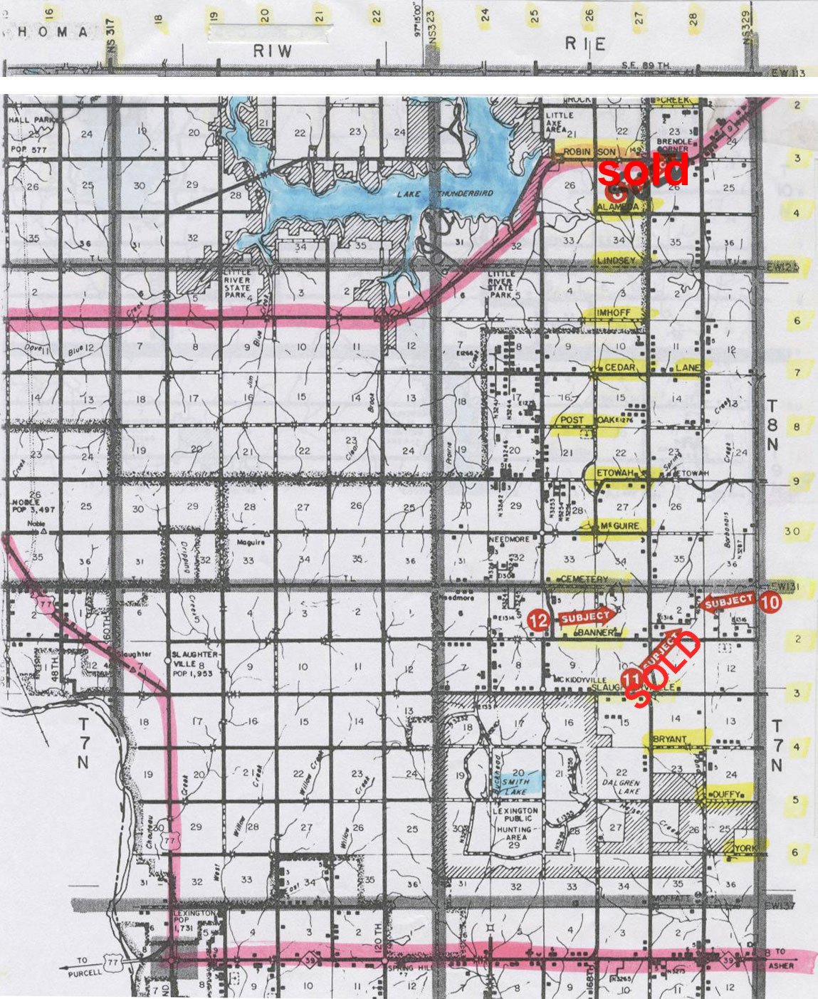 map of oklahoma counties with Cleveland on Trackin The Stack as well Alpine Tunnel together with Cleveland together with 99048 North American Basin Makeovers Capex Plans On Radar For Energy Analysts in addition Jefferson County Ny Tax Map.